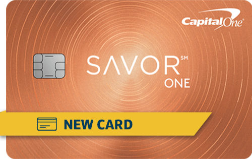 Capital One SavorOne Student Cash Rewards Credit Card Review