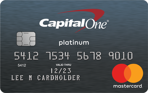 Complete credit card list cardratings capital one classic platinum credit card reheart Choice Image