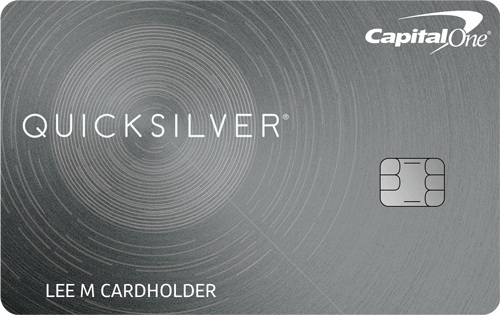 Capital One® Quicksilver® Cash Rewards Credit Card Review