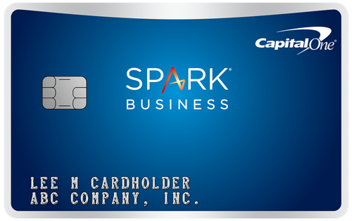Capital One® Spark® Miles Select for Business Review