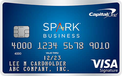 The best business credit cards for freelances and small businesses capital one spark miles select for business credit reheart Choice Image