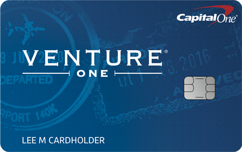 Capital One® VentureOne® Rewards Credit Card Review