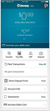 Capital one credit card mobile banking