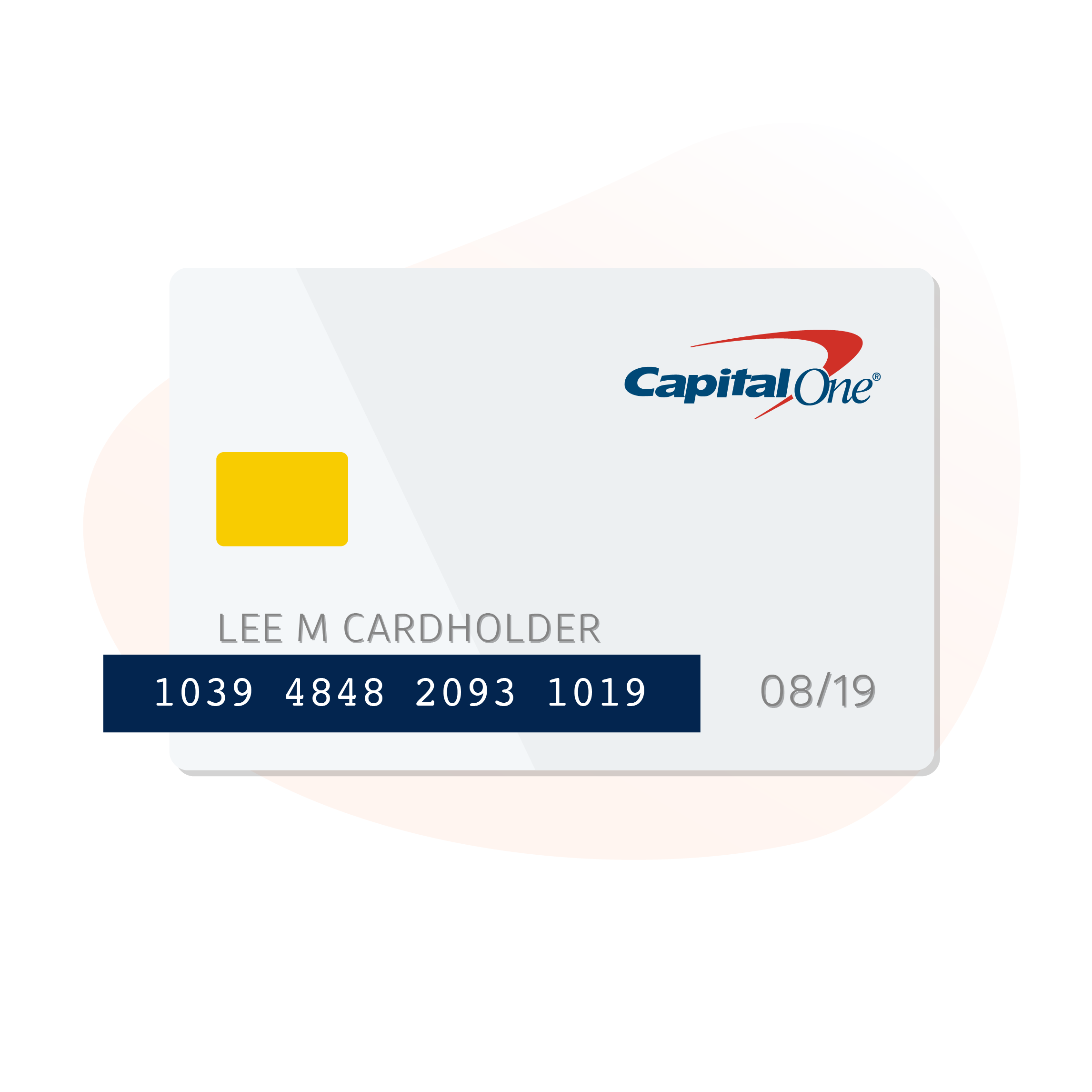 capital one credit card support