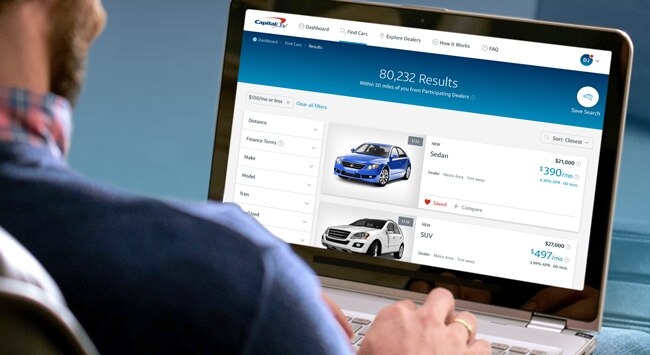 Find and Finance Your New or Used Car with Auto Navigator