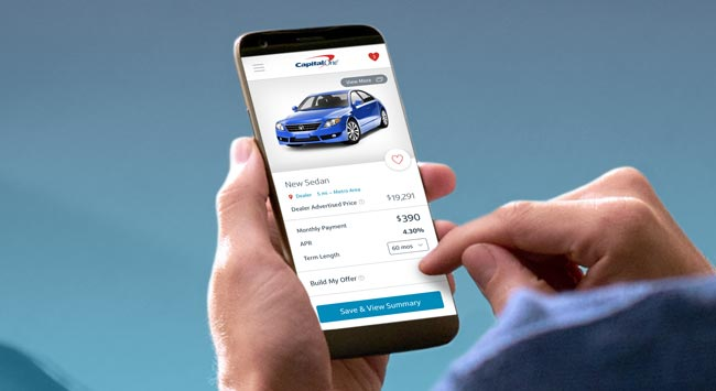 Capital One Motorcycle Loans >> Find And Finance Your New Or Used Car With Auto Navigator