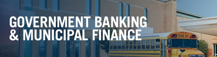 Government Banking and Municipal Finance
