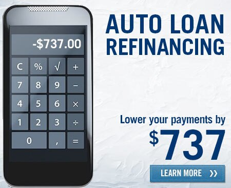 Auto refinancing. Click here to learn more.