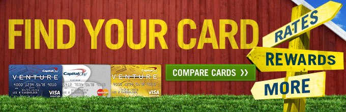 Find the right card for you. Get started.