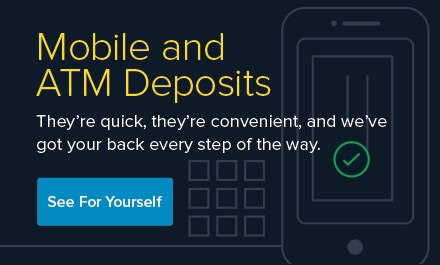 See how easy it is. You can even make a deposit here.