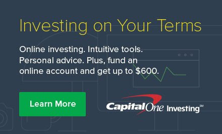 Learn More. Investing on Your Terms.