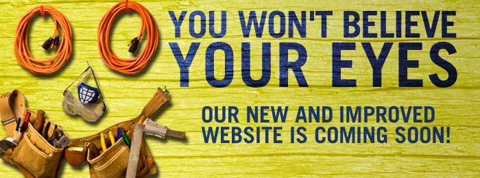 Our new and improved website is coming soon!