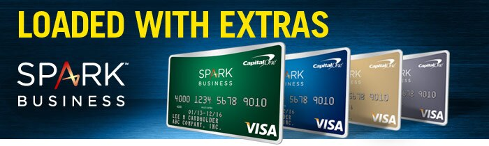 Loaded with extras: Spark Business Credit Card Benefits