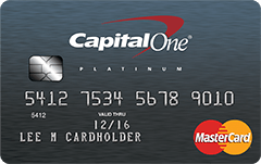 Credit capital cards student journey one