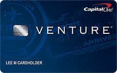 Venture Miles Rewards Credit Card