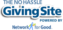 No hassle giving powered by network for good