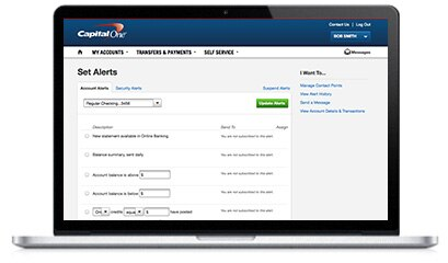 Capital one spark business login