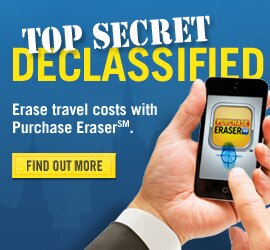 See how to use Purchase Eraser-even on our mobile banking app-to erase travel costs!